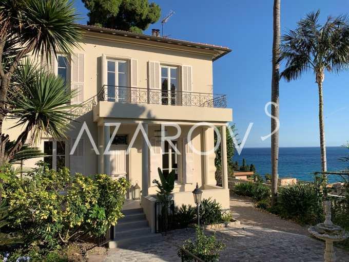 Виллы во франции лазурный берег купить купить недвижимость за границей у моря недорого